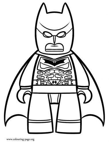 лего раскраска6