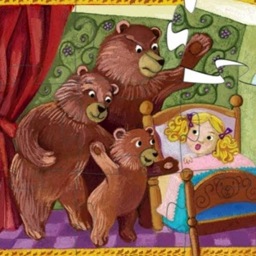 три медведя картинки2