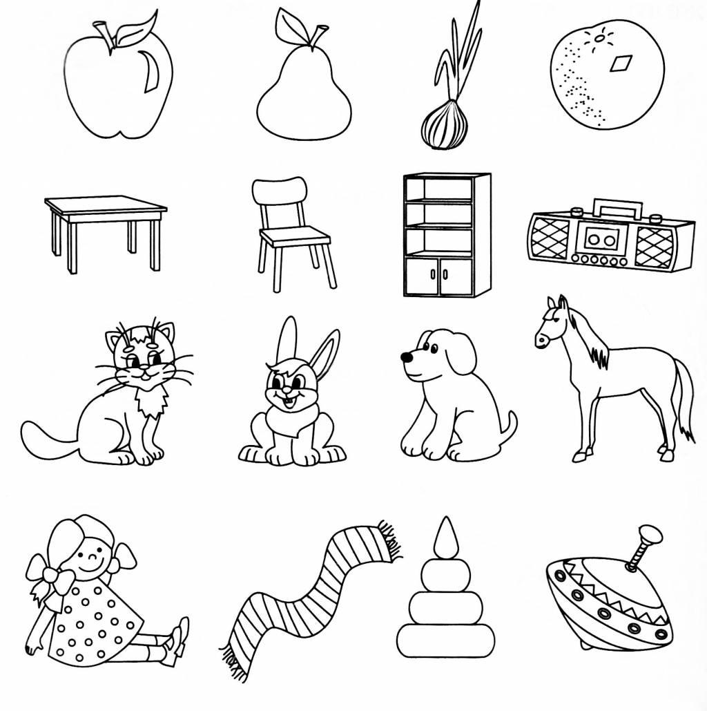 Найди лишнее картинки для детей