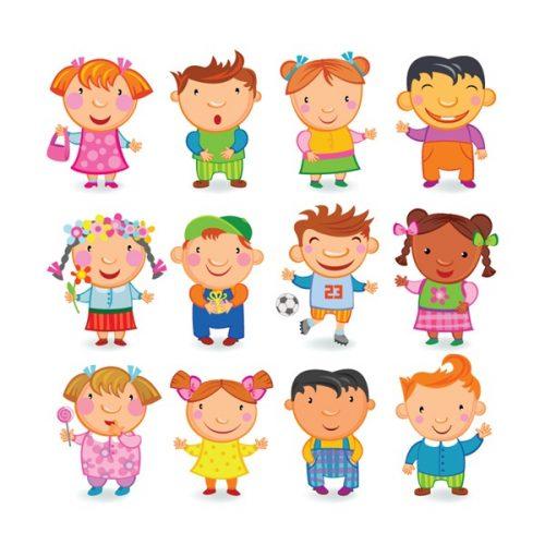 народы мира картинки для детей