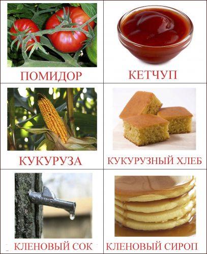 картинки продуктов для детей2