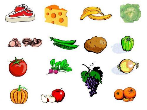 картинки продуктов для детей5