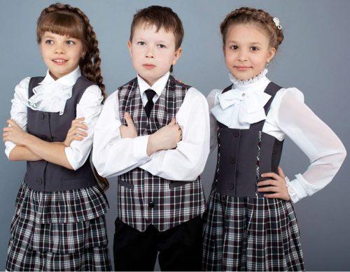 школьная форма для девочек2