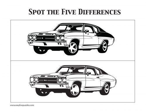 найди 5 отличий1