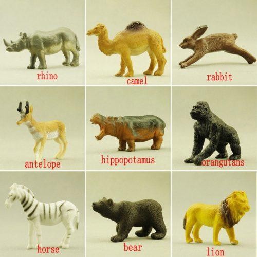 дикие животные для детей6