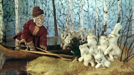 картинки из дед мазай и зайцы11
