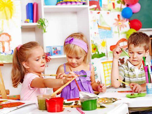 фото детей в детском саду