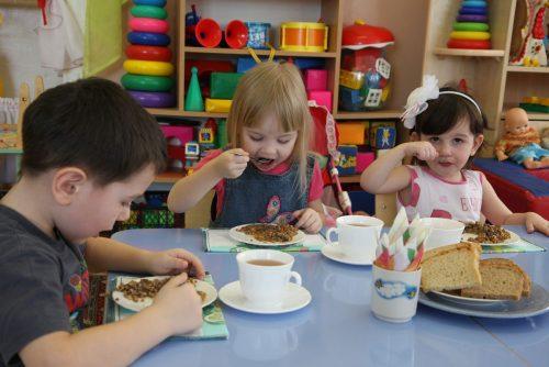 фото детей в детском саду9