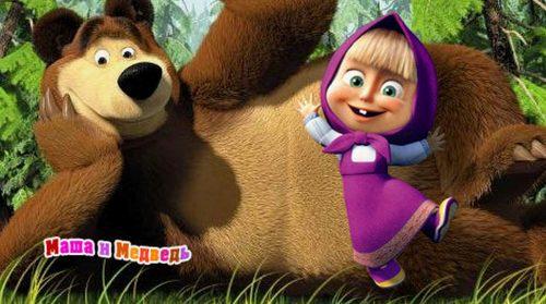 Маша и медведь картинки