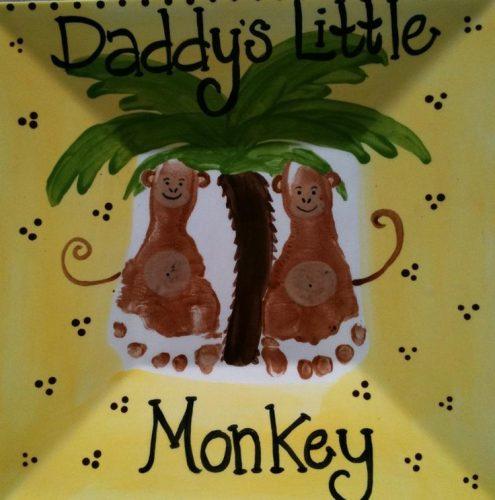поделки обезьяна своими руками2