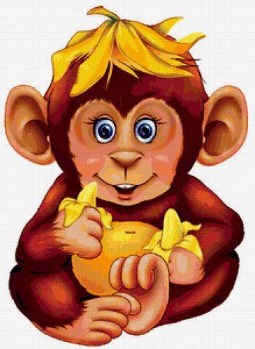 поделки к году обезьяны9
