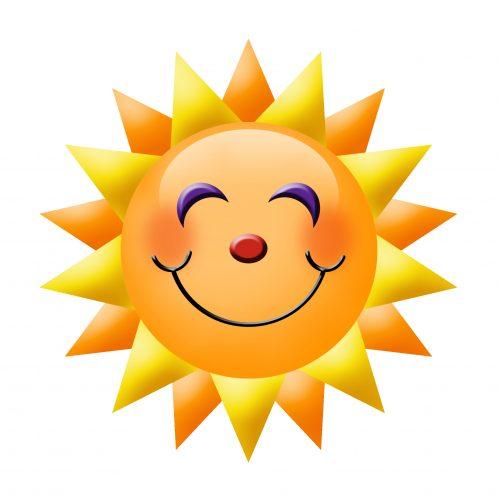 картинки солнышко для детей2
