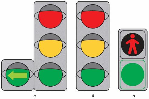 картинки светофора для детского сада3