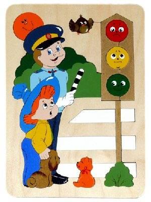 веселый светофор картинки для детей