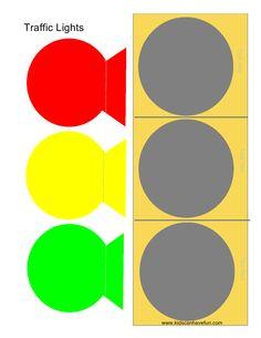 светофор картинки5