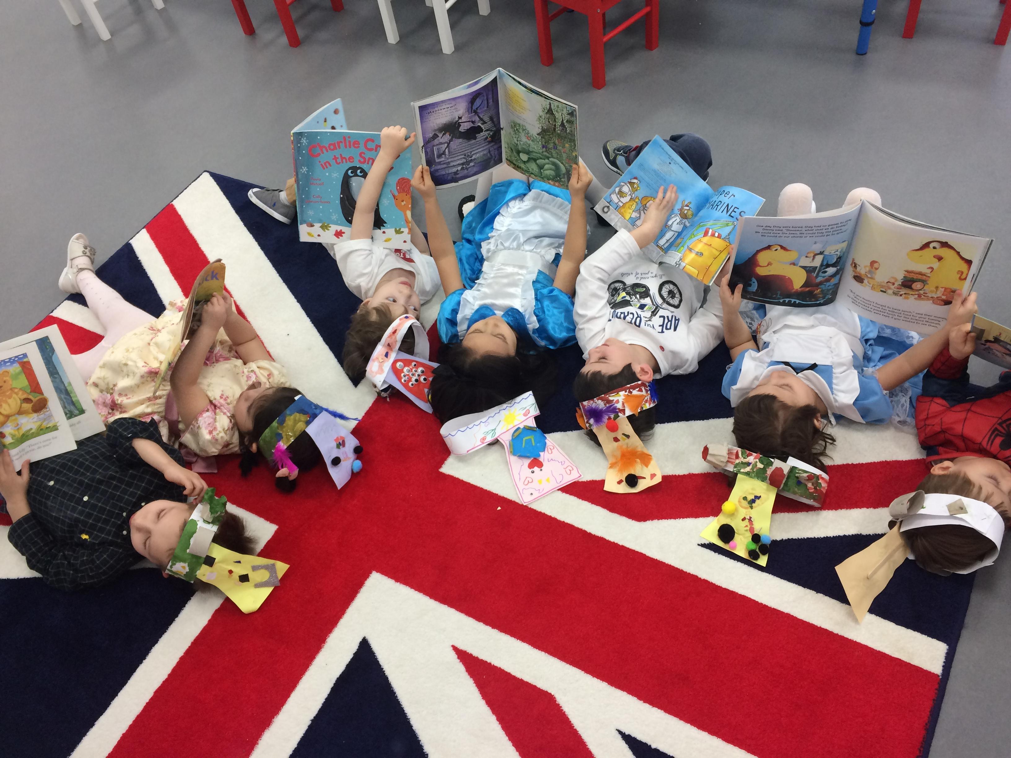 Britannia School в Москве