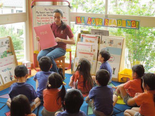 английский детский сад в москве2