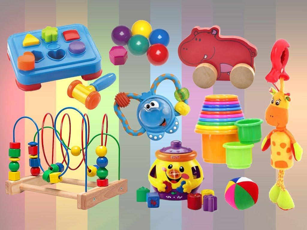 игрушки для детей от 4 до 6 месяцев