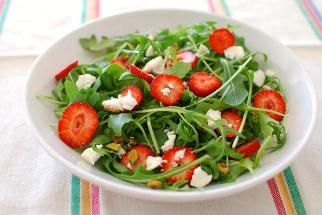 фруктово овощной салат