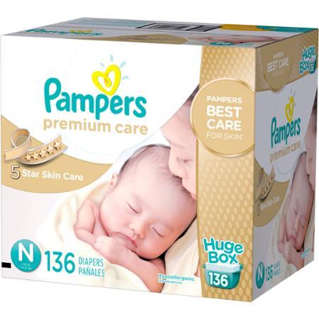 подгузники Pampers для мальчиков