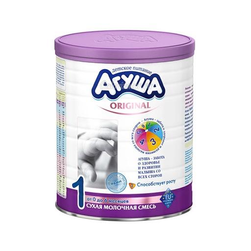 молочная смесь агуша без сахарозы
