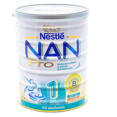смесь нан 1