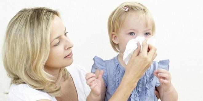 у ребенка стафилококк в носу