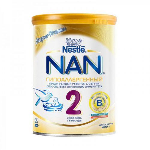 гипоаллергенная смесь нан 2