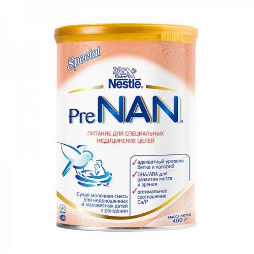 гипоаллергенная смесь нан pre