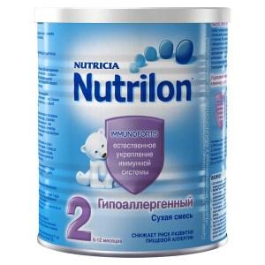 гипоаллергенная смесь нутрилон
