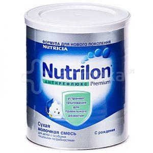 смесь нутрилон антирефлюкс