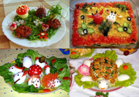 фото блюд на детский день рожденья5