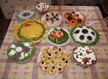фото блюд на детский день рожденья16