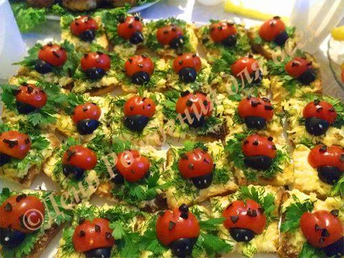 фото блюд на детский день рожденья17
