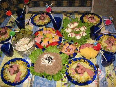 фото блюд на детский день рожденья20