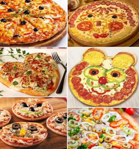 фото блюд на детский день рожденья