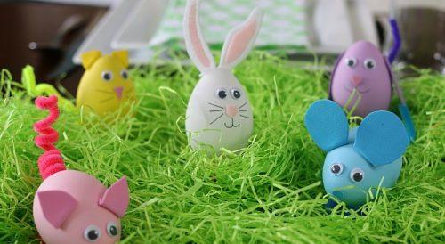 поделка пасхальное яйцо своими руками для детей13