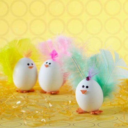 поделка пасхальное яйцо своими руками для детей12