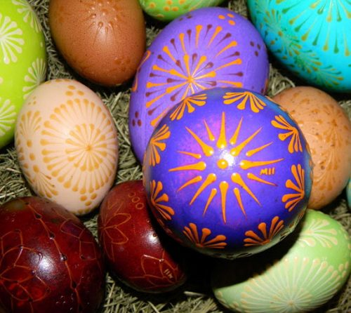 роспись пасхальных яиц для детей картинки12
