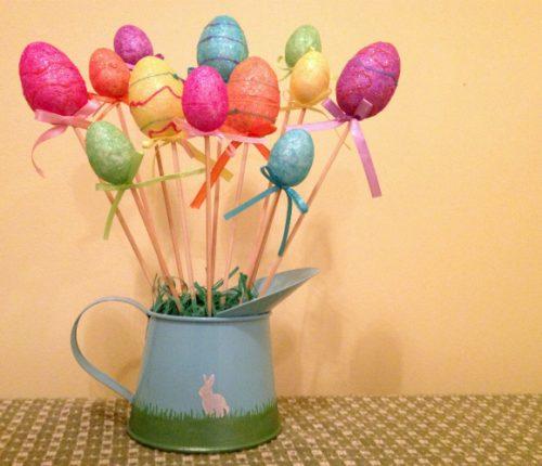 поделка пасхальное яйцо своими руками для детей16