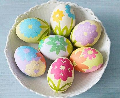 роспись пасхальных яиц для детей картинки13