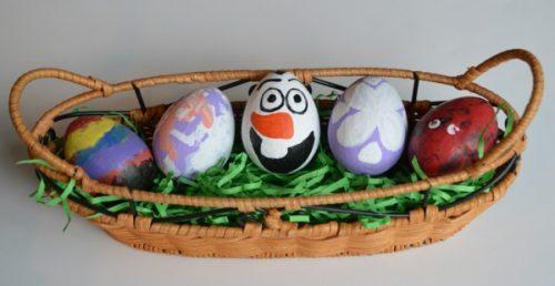поделка пасхальное яйцо своими руками для детей7
