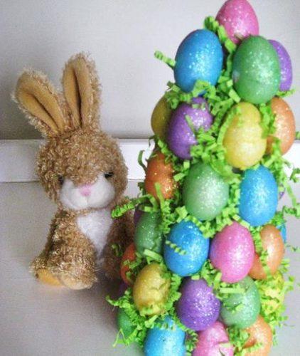 поделка пасхальное яйцо своими руками для детей5
