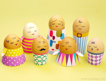 поделка пасхальное яйцо своими руками для детей20