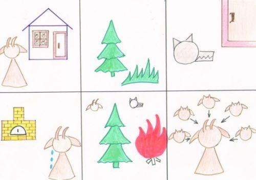Мнемотаблицы для дошкольников15