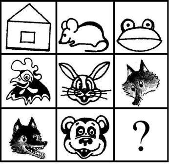 Мнемотаблицы для дошкольников8