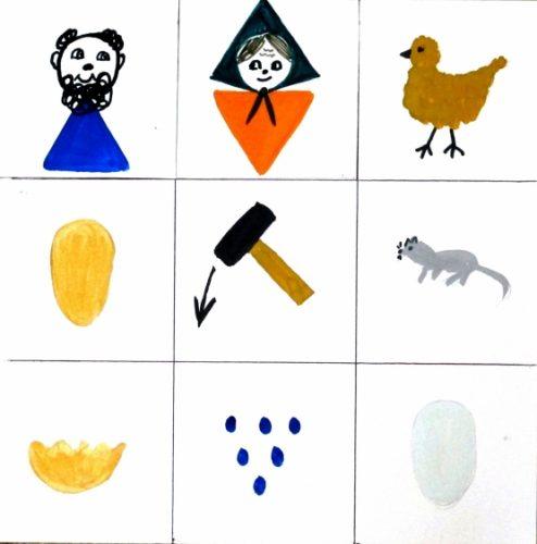 Мнемотаблицы для дошкольников11