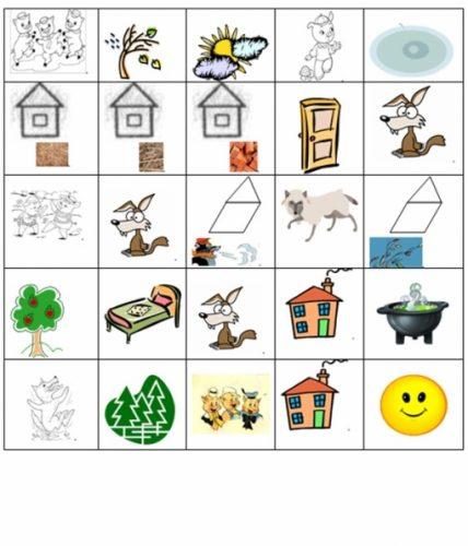 Мнемотаблицы для дошкольников14