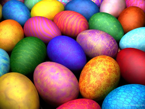 узоры для пасхальных яиц для детей3