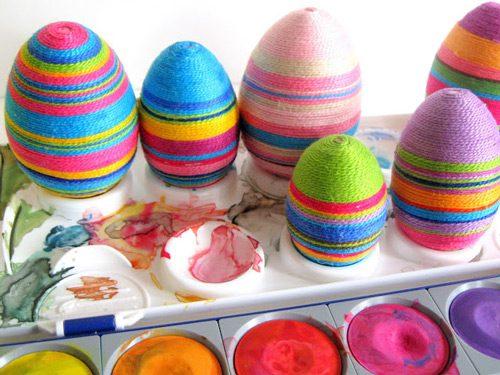 узоры для пасхальных яиц для детей4